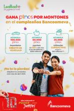 Acumulación lealtad aniversario Bancoomeva 12-04